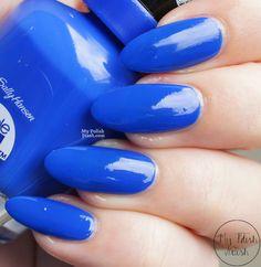 Sally Hansen Miracle Gel - Tidal Wave #nails #nailpolish
