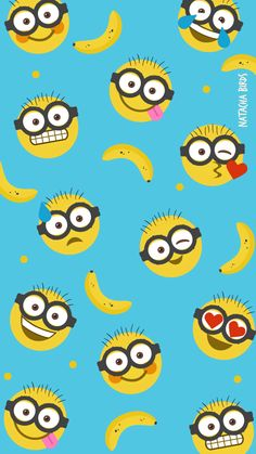 iPhone Wall - Minions tjn