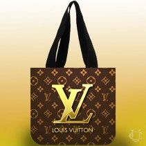 Louis Vuitton Gold Tote Bags