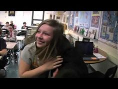 Marine Comes Home, Surprises 12-Year-Old Sister at School