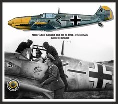 Messerschmitt Me Bf Ww2 Aircraft, Fighter Aircraft, Military Aircraft, Adolf Galland, Messerschmitt Me 262, Air Fighter, Battle Of Britain, Luftwaffe, Military History