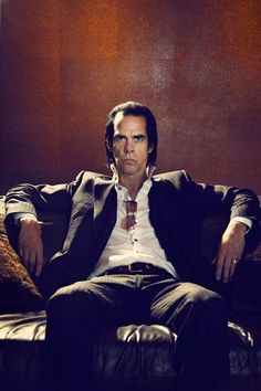 'On stage I'm just me having a bad day': Nick Cave on 40 years of music and mayhem