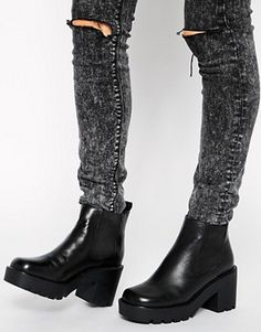 Search: boot black woman leather - Page 1 of 16 | ASOS