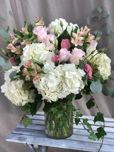 Send THE ENGLISH GARDEN BOUQUET in Vineland, NJ from The Flower Shoppe Limited, the best florist in Vineland. All flowers are hand delivered and same day delivery may be available.