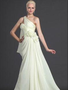 Greek Goddess Gown by Svetlana