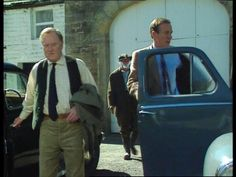 A Friend For Life (1990)* The George Inn, Hubberholme, Upper Wharfedale, North Yorkshire - James and Siegfried stop for a welcome drink at the George Inn,