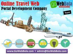 Leading travel portal development India