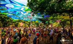 Psytrance Festival, festival decor, beautiful forest, psychedelic, taken at Vortex OpenSource 2014, Circle of Dreams, Cape Town South Africa Cape Town South Africa, Beautiful Forest, Psychedelic, Fair Grounds, Dreams, Travel, Decor, Dekoration, Viajes