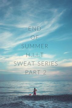 End of Summer H.I.I.T Sweat Series: Part 2 Burpees, Squat, Fitness Diet, Health Fitness, Sit Ups, Workout Gear, Workouts, Exercises, Weight Loss Inspiration