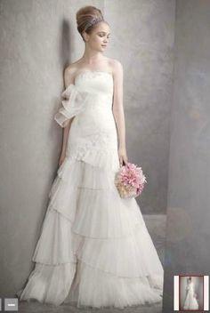 Vera Wang Vw351020 Wedding Dress
