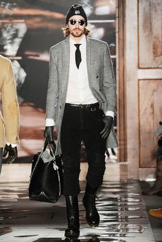 Michael Bastian Fall 2010 Menswear Fashion Show