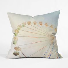 Up in the Sky Pillow Cover | dotandbo.com $29.99 16 x 16