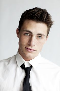 Colton Haynes as Hale from Heist Society, Uncommon Criminals and Perfect Scoundrels.
