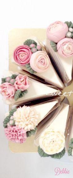 Pretty Tea Cakes ~ Debbie ❤