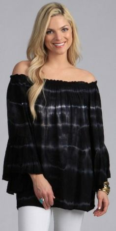 Elan Women's Flutter Sleeve Top One size fits all