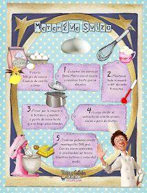 Tartas, Galletas Decoradas y Cupcakes: Paso a Paso Bakery Recipes, Chef Recipes, Sweet Recipes, Bread Recipes, Recipies, Frosting Recipes, Cupcake Recipes, Cake Pops, Chocolates