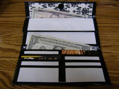 Duct Tape for Your DIY Wallets | 101 Duct Tape Crafts please follow us @ http://www.pinterest.com/ducktapesale/