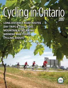 This 32-page guide features the best cycling experiences for recreational and experienced cyclists looking for trail, road or mountain bike experiences.   Included in the guide are links to online resources, cycling events, tour operators and more.