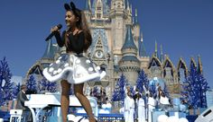 Ariana Grande Shows Off Her Saucy And Sweet Side This Christmas  Read more at: http://www.inquisitr.com/2657489/ariana-grande-shows-off-her-saucy-and-sweet-side-this-christmas/  #arianagrande #arianators #disneyparks #disneyparade #instagram
