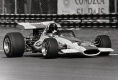 Carlos Alberto Reutemann, McLaren M7C Ford (Ecurie Bonnier), Argentine Grand Prix, 1971.