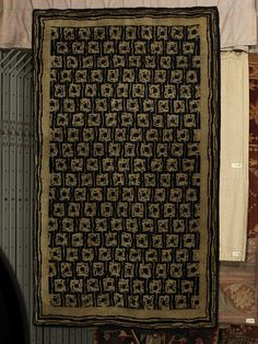 Carpet/Rug. Made in Britain, United Kingdom in 1920s. Unknown Maker.