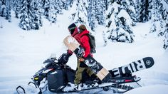 OFF COURSE by Ride Snowboards