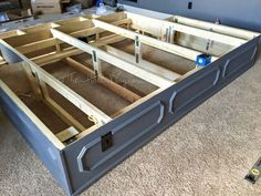 DIY Home Theater Platform- how to build. wainscoting idea, outlet DIY Home Theater Platform- how to build. Home Theater Basement, Home Theater Lighting, Home Theater Furniture, Home Theater Setup, Home Theater Rooms, Home Theater Seating, Home Theater Design, Movie Theater, Basement Ideas