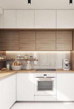 Cheap Home Decor .Cheap Home Decor Kitchen Room Design, Kitchen Cabinet Design, Modern Kitchen Design, Home Decor Kitchen, Interior Design Kitchen, Kitchen Furniture, Home Kitchens, Ikea Kitchen, Küchen Design