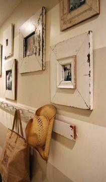 Love the frames.