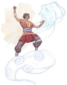 chikinnugets: Man, Wan is a really awesome guy. Steven Yeun did a really good job as his VA. Also really enjoyed the art direction, story, and music for tonight's LoK episodes. Gave me hope again for future episodes.
