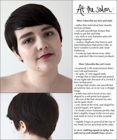 Should I get a pixie cut? | from lostinaspotlessmind.com