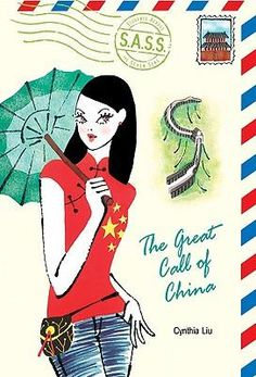 Chinese. The Great Call of China. Chinese-born Cece was adopted when she was two years old by her American parents. Living in Texas, she's bored of her ho-hum high school and dull job. So when she learns about the S.A.S.S. program to Xi'an, China, she jumps at the chance.