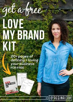 "Get the ""Love My Brand Kit"" for Creatives for FREE for a limited time. #creativepreneurs #bloggers"