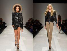 World MasterCard Fashion Week Spring/Summer 2014 Round-Up from Toronto, Mackage, Rudsak and JNBY