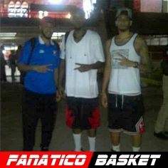 by @soyeljoa #FanaticoBasket  Whith my brother @jhoyfer_gonzalez and @gness42 .. Professional basketball players #basketball #basket #ball #baller #balling #sports #sport #backboard #instagood #game #photooftheday #active #shoot #instaballer #instaball #jump #nba #bball