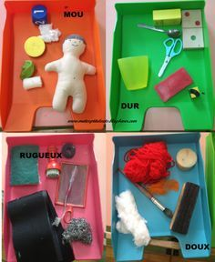 Les 5 sens – Classe maternelle – Materptitelouts The 5 senses – Maternal class – Materptitelouts Montessori Science, Kindergarten Science, Nursery Activities, Sensory Activities, French Teaching Resources, Autism Education, Petite Section, Preschool At Home, Science And Nature