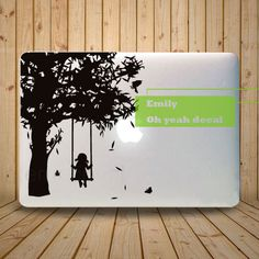 Childhood- macbook decal/Decal for Macbook Pro, Air or Ipad/Stickers/Macbook Decals/Apple Decal for Macbook Pro / Macbook Air/laptop on Etsy, € 7,45