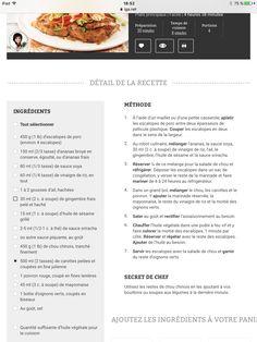 Portion, Pork, Recipe