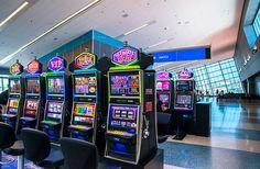 10 Best U.S. Airports to Get Stuck In - McCarran International Airport, Las Vegas