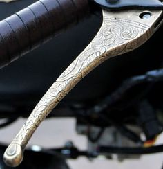 Rajputana Customs - Engraved Levers