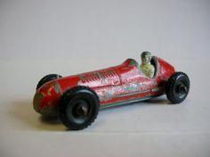 Vintage 1950s Toy Car Lesney Matchbox