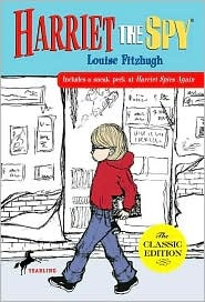 Harriet the Spy one of my favorites ....my reason for tomatoe sandwiches