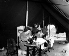 Carentan (France) - Field Hospital US www.eucmh.com