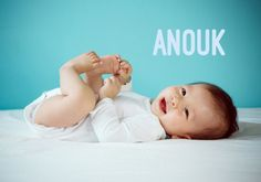 Anouk | 24 French Baby Names That'll Make You Want To Have Children