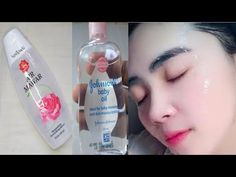 Use the routine every night, make the white faces shine like glass. Beauty Care, Beauty Skin, Beauty Hacks, Eye Tricks, Best Skin Care Routine, Face Skin Care, Baby Oil, Healthy Beauty, Body Treatments