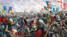 """The Battle of Agincourt"""