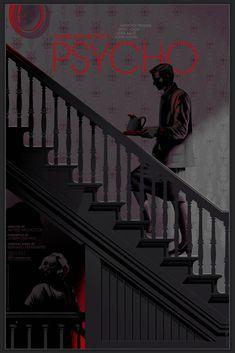 Psycho by Laurent Durieux
