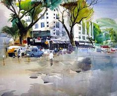 milind mulick other | & his art..