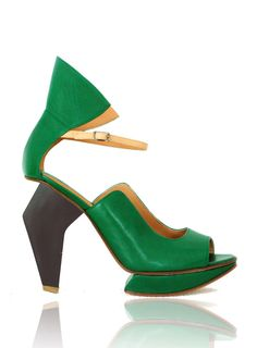 Heavy Machine- Your ankle will have a perfect Carolina Herrara like popped collar...How elegant yet futuristic.