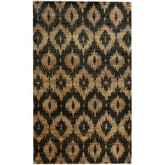 I pinned this Ikat Rug from the Palmer & Grove event at Joss and Main!